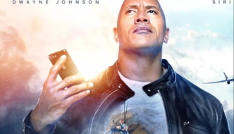 Dwayne 'The Rock' Johnson just announced a new movie co-starring Siri