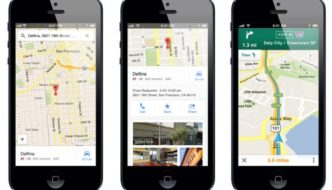 How to Find Places in iPhone Using Maps