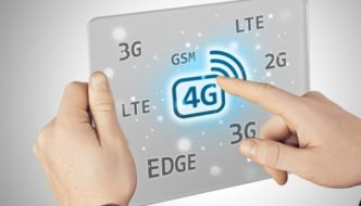 4G grows at high speed with almost 100 million hits; 2G and 3G continue to fall