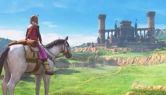 Beautiful! Check out the opening video of Dragon Quest XI released by Square Enix