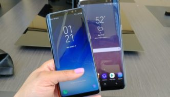 Samsung finally launches Bixby with voice command for Galaxy S8
