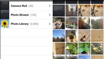 Stream Photos on iPhone