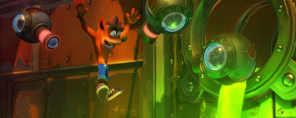 Crash N. Sane Trilogy on Xbox One: rumors that indicate the game in the console