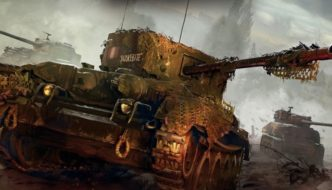 World of Tanks Gets its first single player campaign For PC