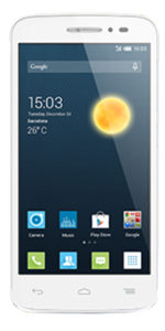 Alcatel One Touch Pop 2 (4) Dual-SIM