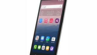 Alcatel Pop Star Specs