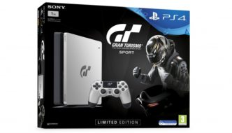 Sony announces limited edition of Gran Turismo Sport-themed PS5