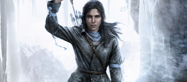 Amazing! Square Enix shows how Rise of the Tomb Raider will run on Xbox One X
