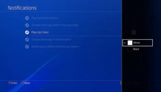 Sony prepares Update News for the PlayStation 4