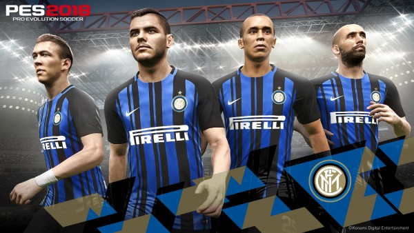 Javier Zanetti and Dejan Stankovic to appear in Pro Evolution Soccer 2018