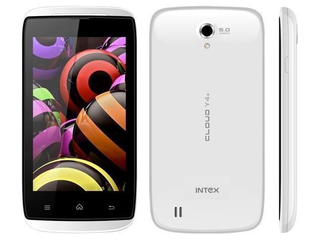 Intex Cloud Y4+