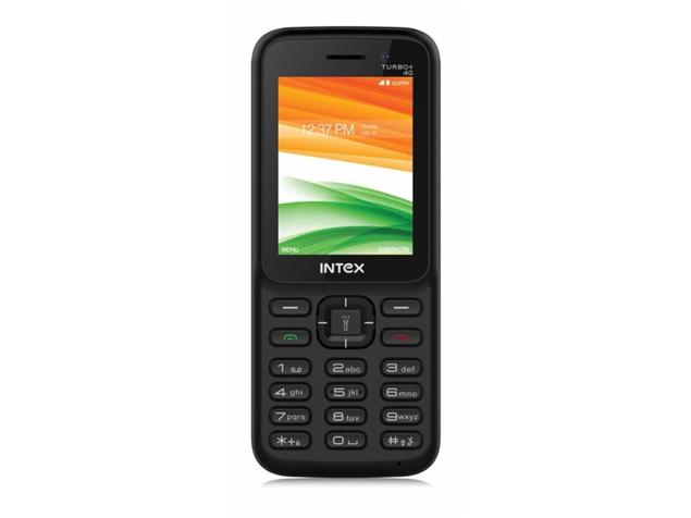 Intex Turbo+ 4G