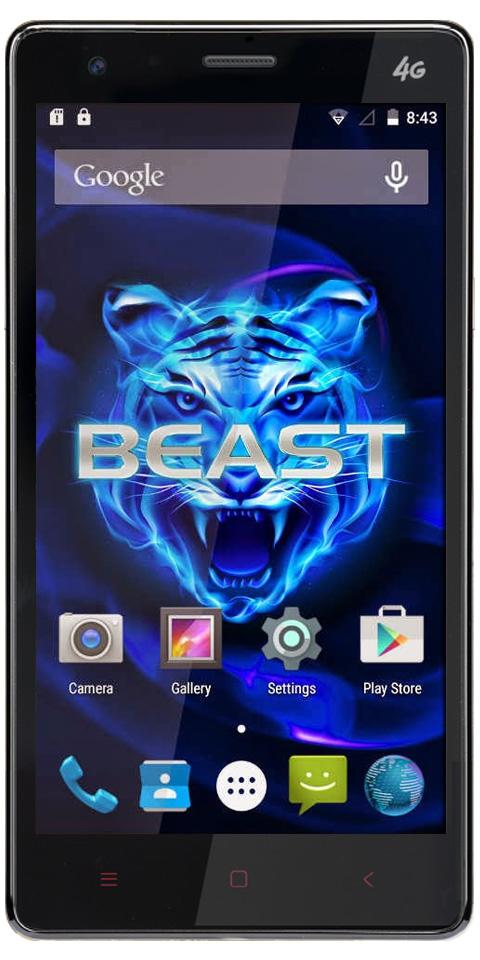 iBerry Auxus Beast