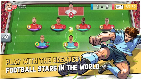 Top Stars Football for PC