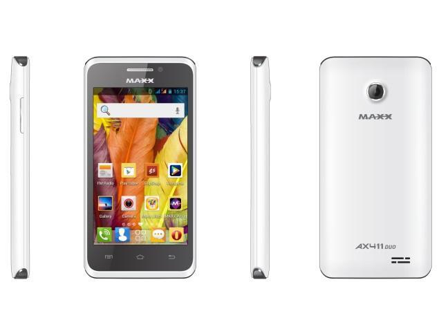 Maxx Mobile AX411 Duo