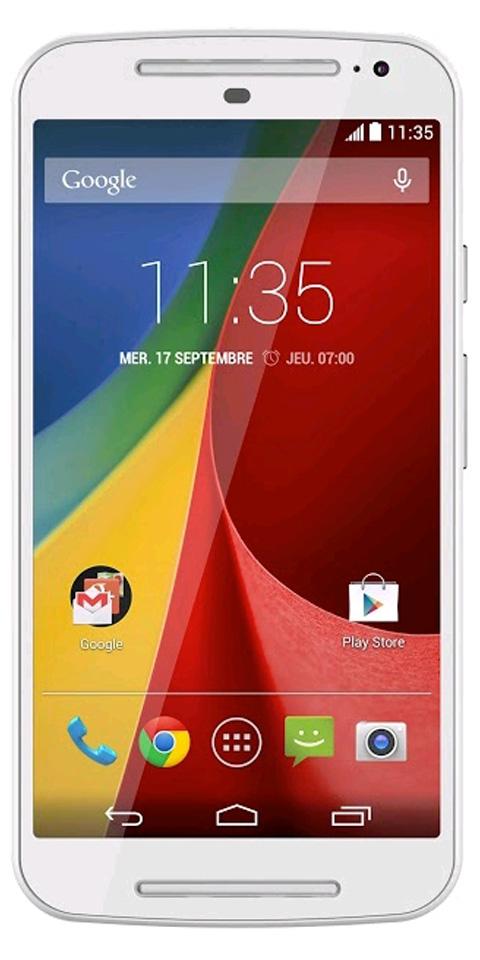 Motorola Moto G (Gen 2) LTE