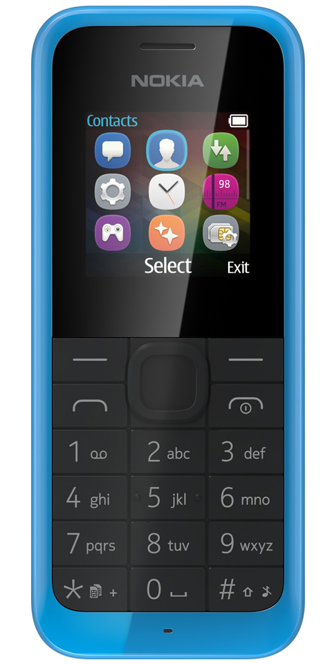 Nokia 105 (2015) Dual SIM