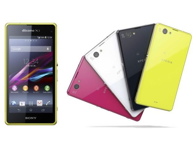 Sony Xperia Z1 f