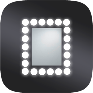 Lighted Makeup Mirror Galaxy For Pc Windows Amp Mac