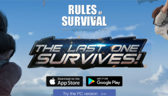 Rules of Survival Apk Download for Android iOS ad PC