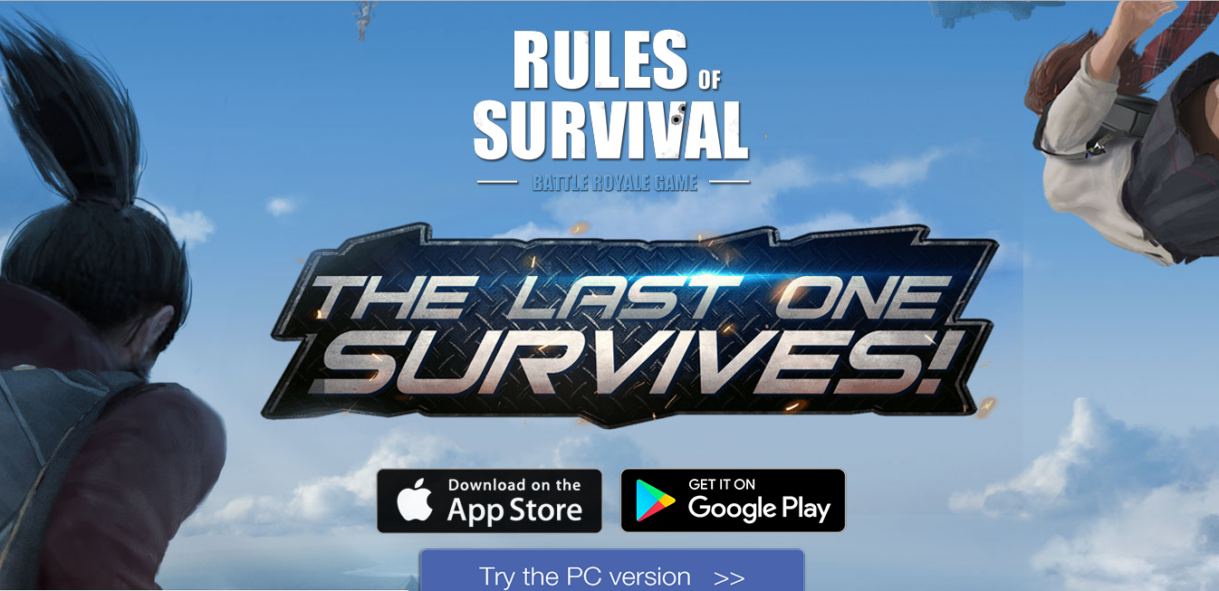rules of survival first person