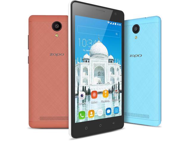 Zopo Color M5