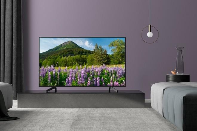 Sony new XF series of TVs
