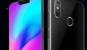 We've seen this name somewhere: Cubot P20 has Notch and screen 19: 9