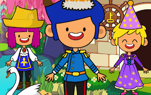 My Pretend Fairytale Land – Kids Royal Family Game For PC (Windows & MAC)