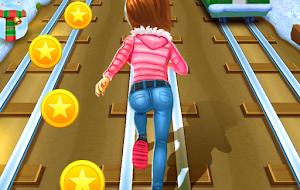 Subway Princess Runner For PC (Windows & MAC)