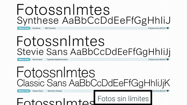 How to identify any typeface and font