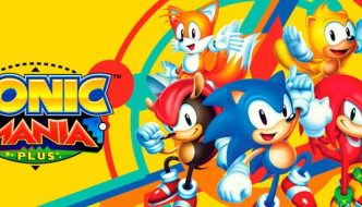 Sonic Mania Plus is officially released for PS4, Switch and Xbox One