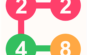 2 For 2: Connect the Numbers Puzzle For PC (Windows & MAC)