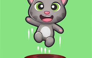 Talking Tom Cake Jump For PC (Windows & MAC)