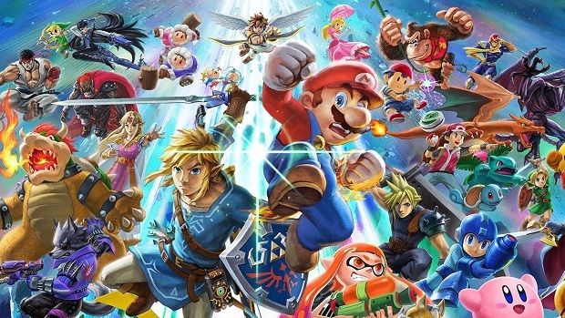 The List Of Ever-Growing Super Smash Bros Ultimate Character is Amazing