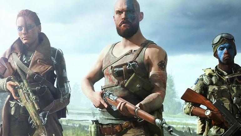 DICE will Decrease Personalization in Battlefield V