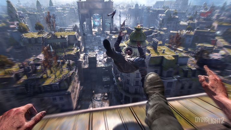 Techland Explains How the Day and Night of Dying Light 2 works