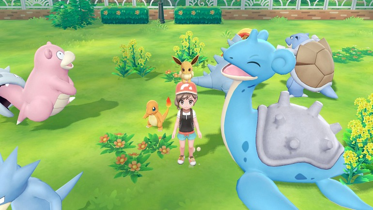 "Game Freak on Pokémon Let's Go: ""We Open Ourselves to New Ideas"""