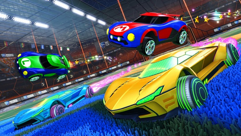 Psyonix Talks About the Cross Game in Rocket League