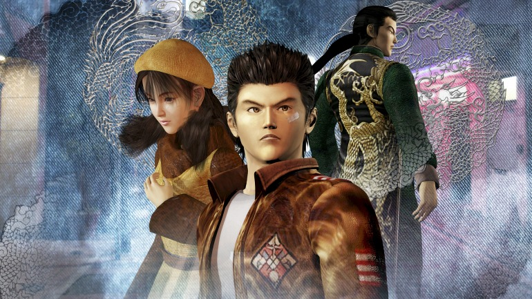 Sega Studios taking Shenmue 1 and 2 to Nintendo Switch