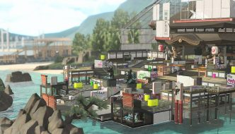 Nintendo Presents the Latest Map to be Added to Splatoon 2