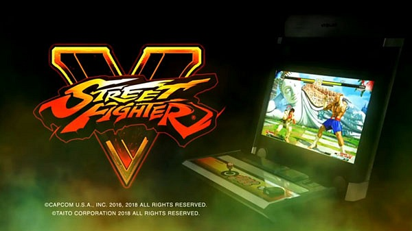 Street Fighter V Arcade Edition will Adapt to Recreational Salons