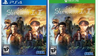 Sega was Working on a Remake of Shenmue 1 and 2