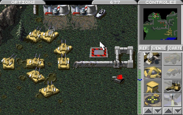 EA Studios Remastering the Classic Command & Conquer
