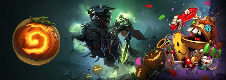 Trick or Treating! Hearthstone already Celebrates Halloween
