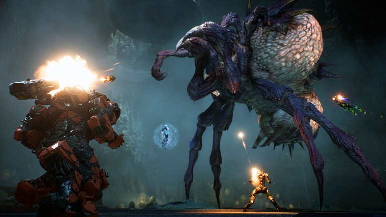 "Bioware on Anthem: ""It's Stimulating to Focus on the Gameplay"""