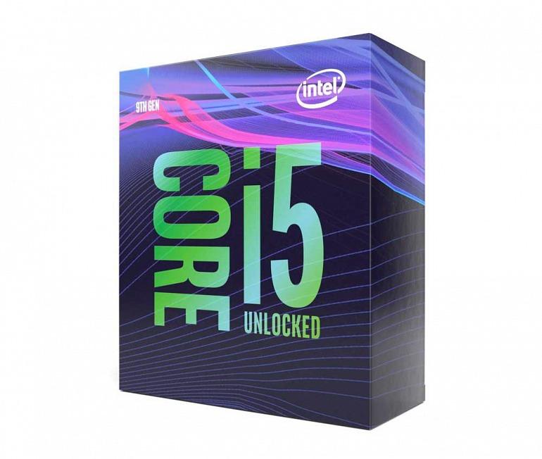 Intel presents its ninth generation of processors