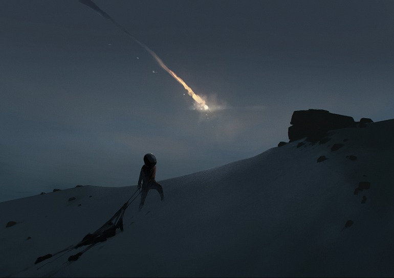 The Next Game from the Creators of Limbo will be Science Fiction