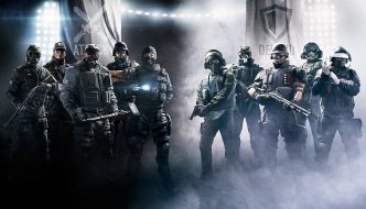What does Ubisoft think about the Cross Game in Rainbow Six Siege?