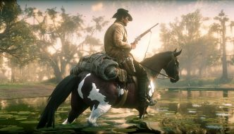 Know The Size Of Red Dead Redemption 2 on PS4 and Xbox One